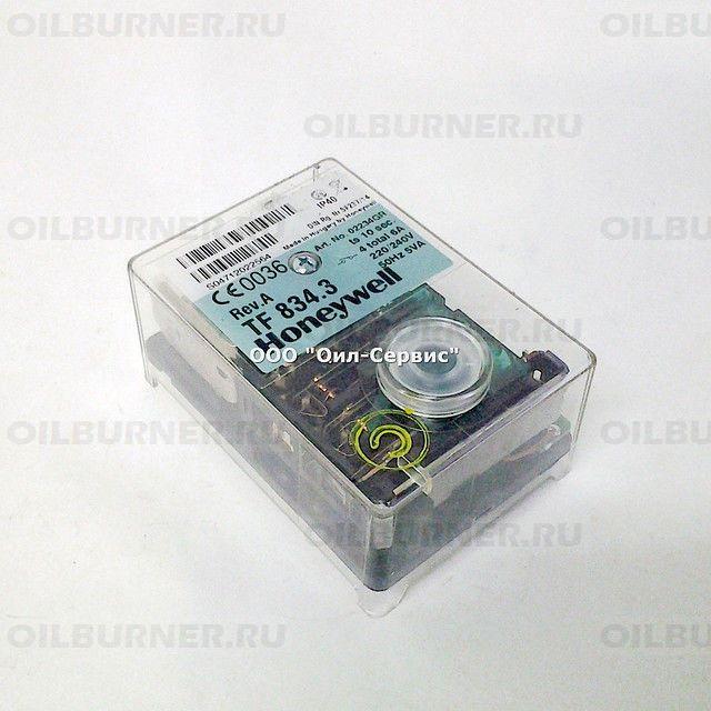 Контроллер горелки (топочный автомат) Giersch UB